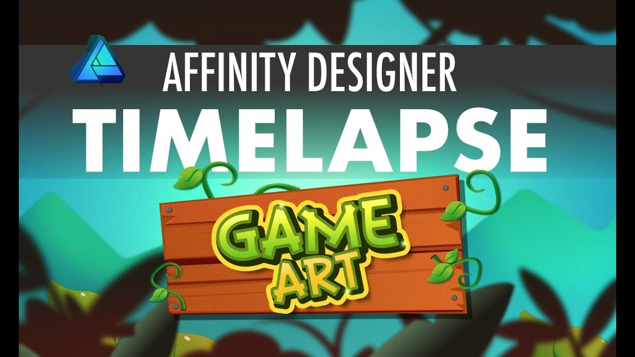 Affinity Designer Art