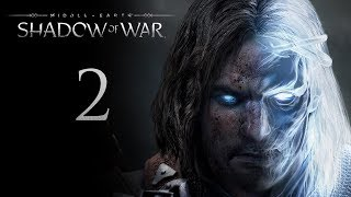 Middle-Earth: Shadow of War - прохождение игры на русском - Башни! [#2]