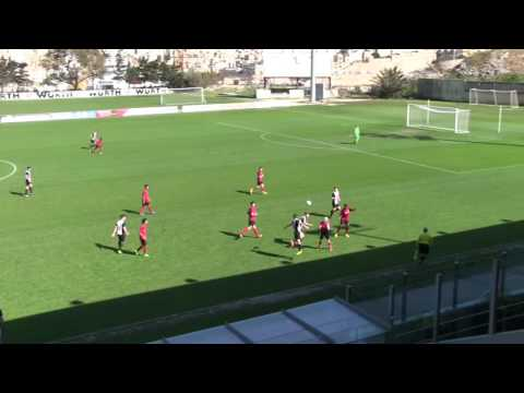 PSC Malta Development Tour 2017: v F.C. Wiesendangen (First Half)
