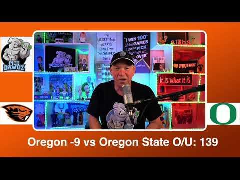 Oregon vs Oregon State 3/12/21 Free College Basketball Pick and Prediction CBB Betting Tips