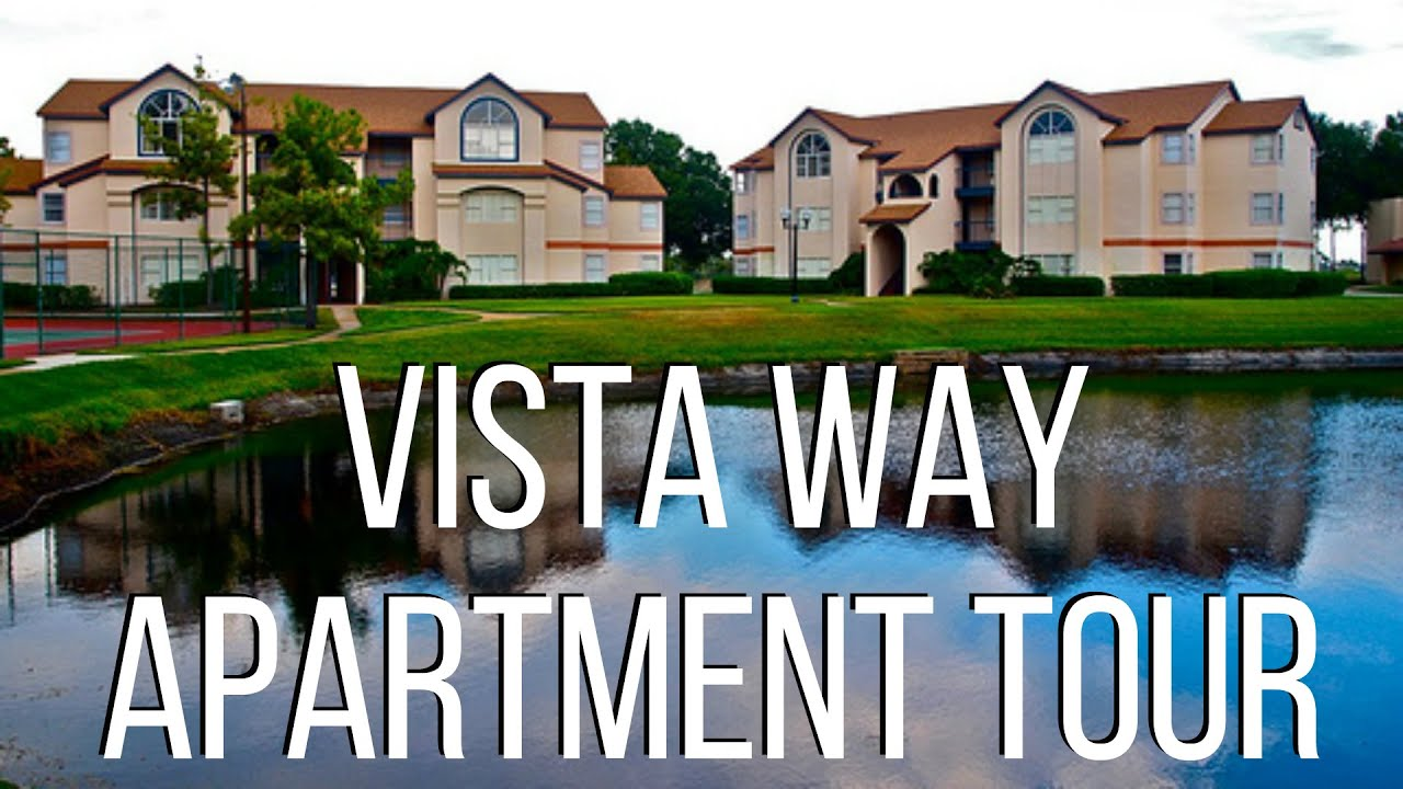 Renovated Vista Way Apartment Tour | 3 Bedroom, 6 Person | DCP   YouTube