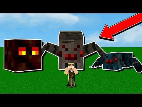 Minecraft Impossível #10: LUTEI CONTRA 3 TITÃS GIGANTES NESSE VÍDEO!!!