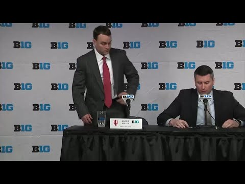 2017 Big Ten Men's Basketball Media Day - Indiana's Archie Miller