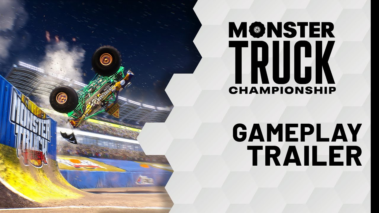 Monster Truck Championship - Gameplay Trailer
