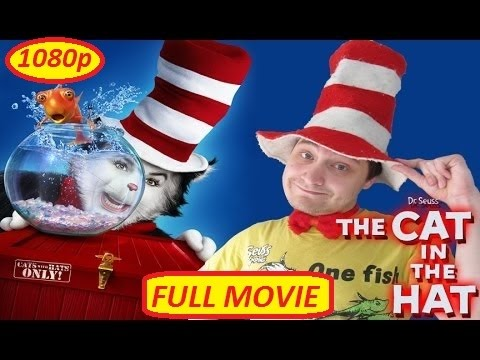 Dr Seuss The Cat in the Hat (2003) Full movie - Mike Myers, Spencer Breslin, Comedy Family movie