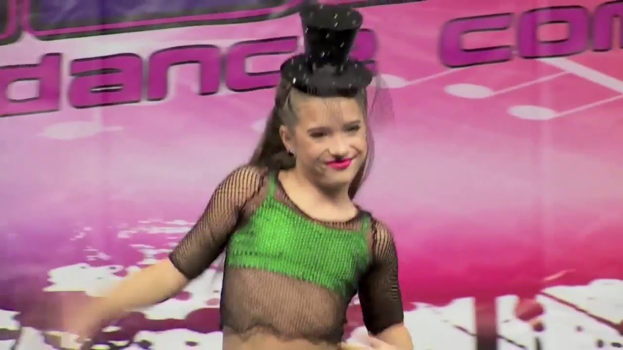 mackenzie ziegler youtube - 1280×720