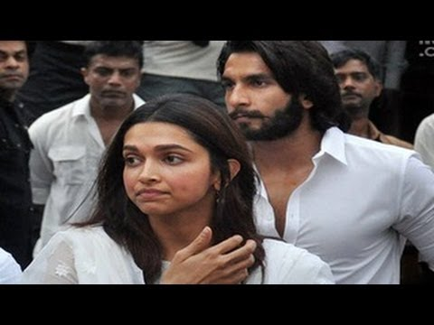 Ranveer Singh DENIES AFFAIR with Deepika Padukone : SHOCKING