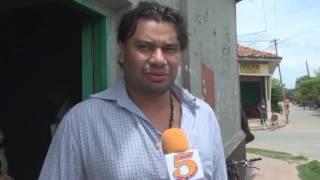 Vicente Padilla de Visita en Somotillo
