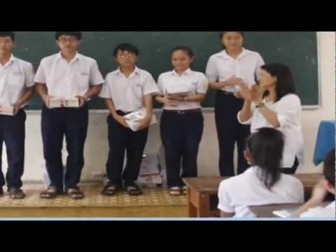 Tổng kết lớp 9/8 Năm học 2011 - 2012 Trường THCS Trưng Vương Nha Trang  P 2