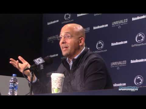 Penn State Nittany Lions Football: James Franklin