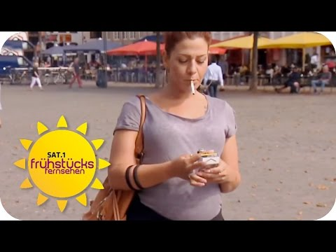 RAUCHEN In Der SCHWANGERSCHAFT?   SAT.1 Frühstücksfernsehen