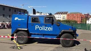 Kantonspolizei Zürich - Tag der offenen Türe Polizeischule September 2016
