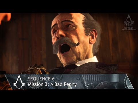 Assassin's Creed: Syndicate - Mission 3: A Bad Penny - Sequence 6 [100% Sync]