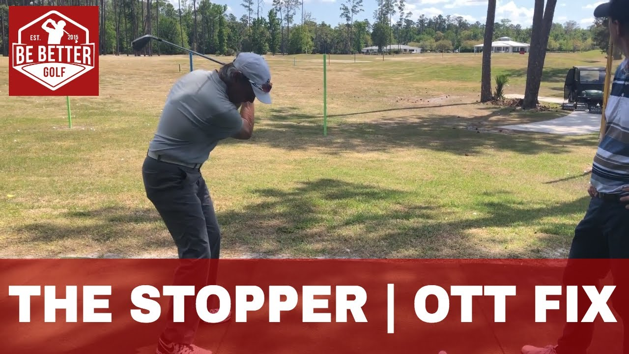 The Stopper Drill With Dan Winget At The Mike Bender Golf Academy