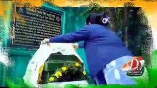 Darjeeling News Top Stories 15 August 2018 Dtv  Nagari Ex-Serviceman