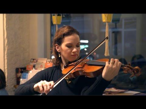 Concert Apéro Tricot avec Hilary Hahn