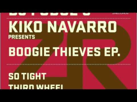Kiko Navarro, Dj Fudge - The Chu-Litos (Original Mix)