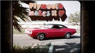 1970 Plymouth Cuda & Barracuda Sales Features - Dealer Promo Film
