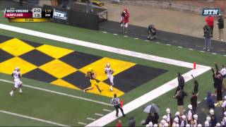 Coca Cola Highlights of the WVU-Maryland game, 9-13-14