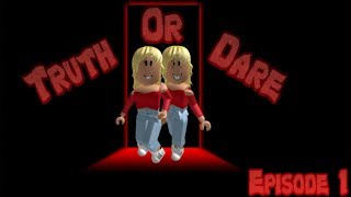 Truth or Dare | Bloxburg Short Horror Film | Roblox Story