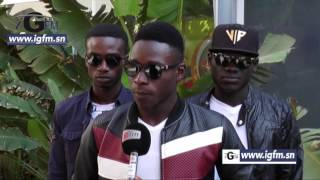 a la découverte du groupe de rap afro flavour