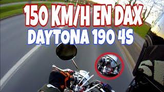 150 KM/H EN DAX