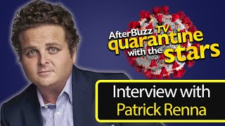 How Actor Patrick Renna is Surviving the Quarantine   AfterBuzz TV