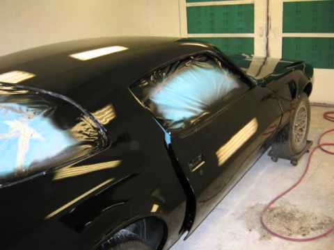 1980 Pontiac Trans Am Restoration Custom Bandit