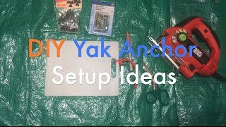 Diy Anchor Reel Setup (similar Design To Yakattack Sidewinder)