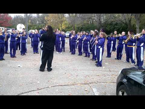 Briggs High School Marching Band