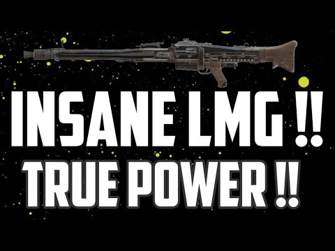 The Most Powerful LMG in The Game !! - Fallout 76 |