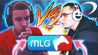 SWAGGXBL vs. CALL OF DUTY PROS! THE BEST BLACK OPS 3 PLAYERS IN THE WORLD (Pubstomper vs. COD Pros)