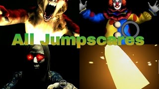 Goosebumps: Night of Scares All Jumpscares