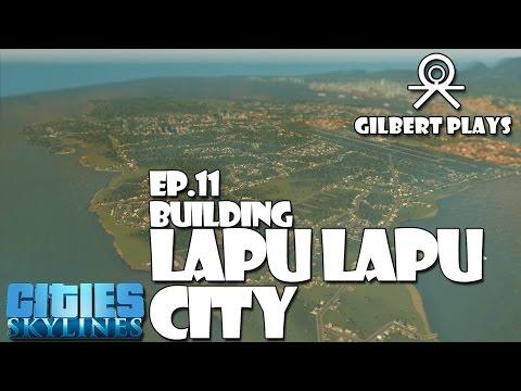 Philippine Cities ep 11 Lapu Lapu City