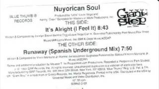 Nuyorican Soul ft LA India - Runaway (Spanish Underground  Mix) 1997