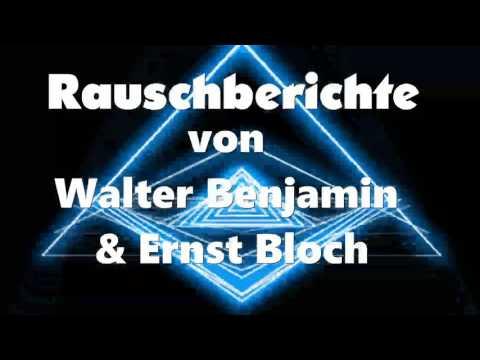 Über Haschisch: Rauschberichte von Walter Benjamin & Ernst Bloch