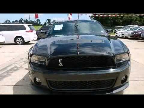 2012 Ford Shelby GT500 Base (820A) in Meridian, MS 39301