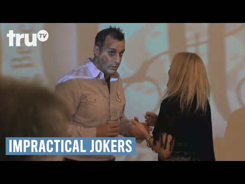 impractical jokers dating disaster
