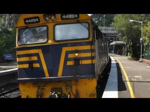 NSW 442 Class Locomotive (Video Tour)