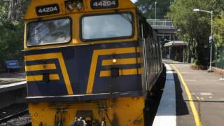 NSW 442 Class Locomotive (Video Tour)