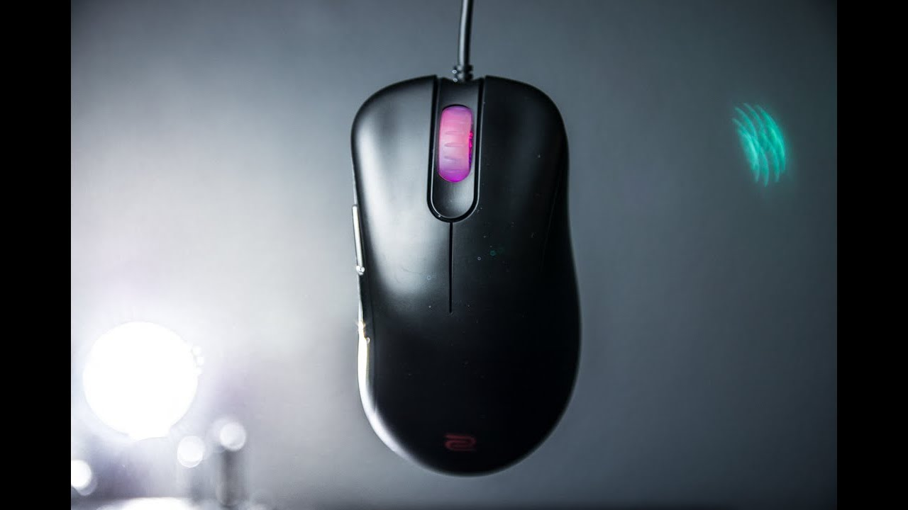 Zowie EC2-A Gaming Mouse Review (3310 Optical Sensor)
