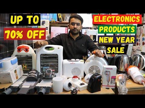 Up To 70% Off New Year Sale डबल मुनाफे वाला बिज़नेस | Electronics, Solar Panel, Solar Lights Dealer