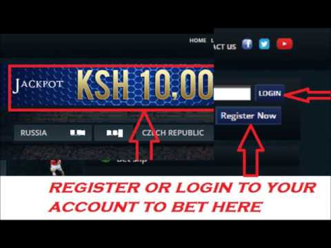 Sportpesa Football Betting Tips - Placing a Bet Using the