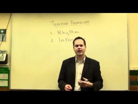 Teaching Phonology