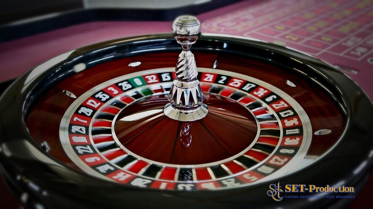 Roulette 4 Hrg 4: See How Roulette Wheels Are Made For Casinos