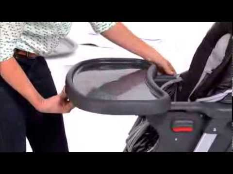 dbd13a4cb Graco - How to Assemble & Fold DuoDiner LX Highchair - YouTube