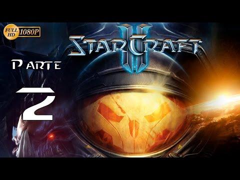 StarCraft 2 Wings of Liberty Parte 2 Campaña Español Gameplay