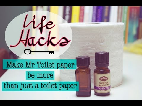 life hacks wednesday   how to make a bathroom air freshener, Bathroom decor