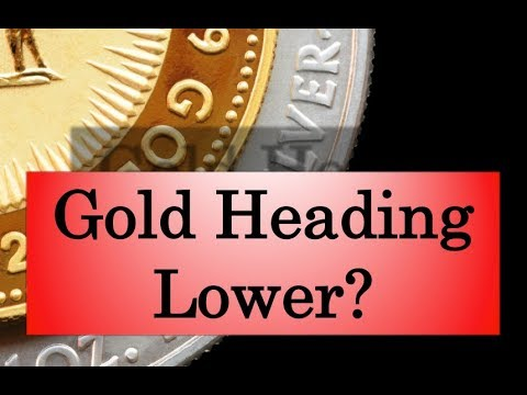 Gold & Silver Price Update - September 13, 2017 + Gold Heading Lower?