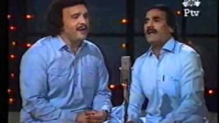 Dr. Amjad Parvez & Mushtaq Hashimi sing Folk Song chal melay nu chaliye